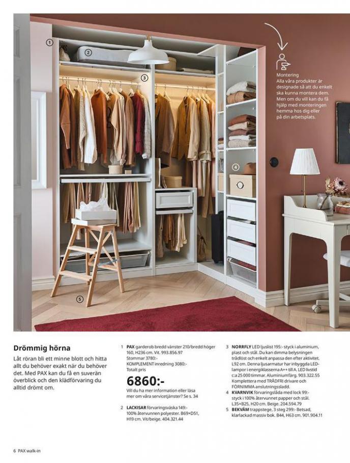 Garderober 2021 . Page 6