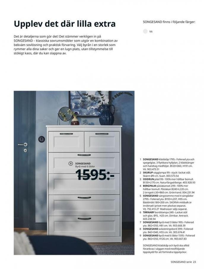 Sovrum 2021 . Page 23
