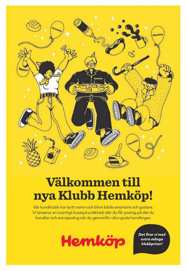 Hemköp reklamblad . Hemköp (2020-10-11-2020-10-11)