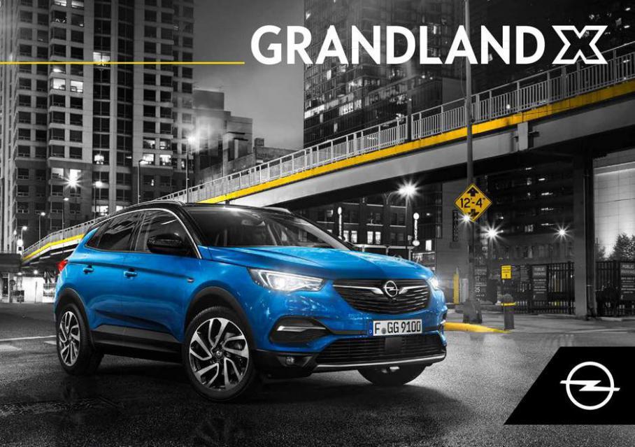 Nya Opel Crossland X . Opel (2021-12-31-2021-12-31)