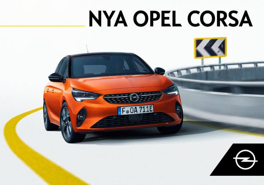 Nya Opel Corsa . Opel (2021-12-31-2021-12-31)
