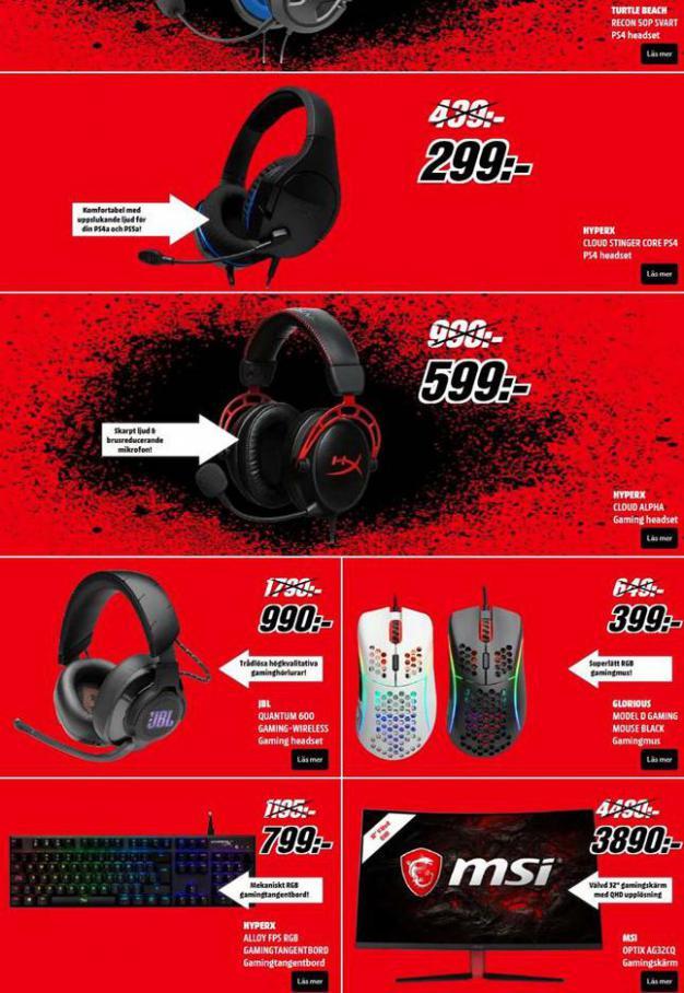 Erbjudande Media Markt Black Friday . Page 7
