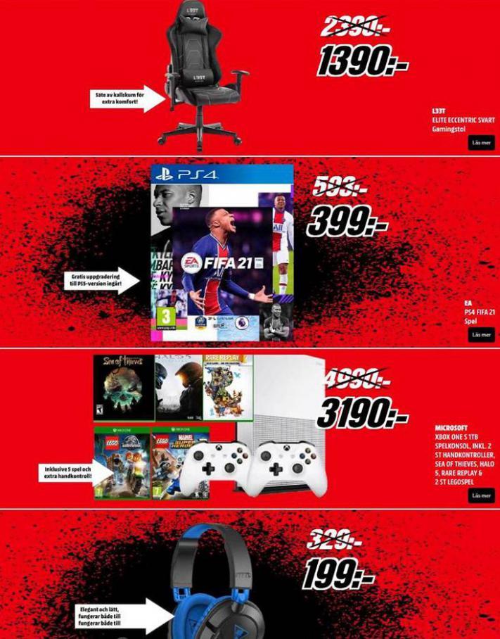 Erbjudande Media Markt Black Friday . Page 6