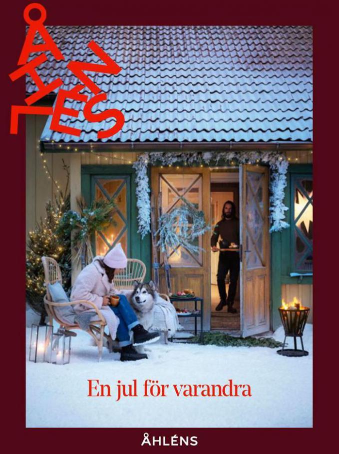 Åhléns Erbjudande Julkatalog November 2020 . Åhléns (2020-11-30-2020-11-30)