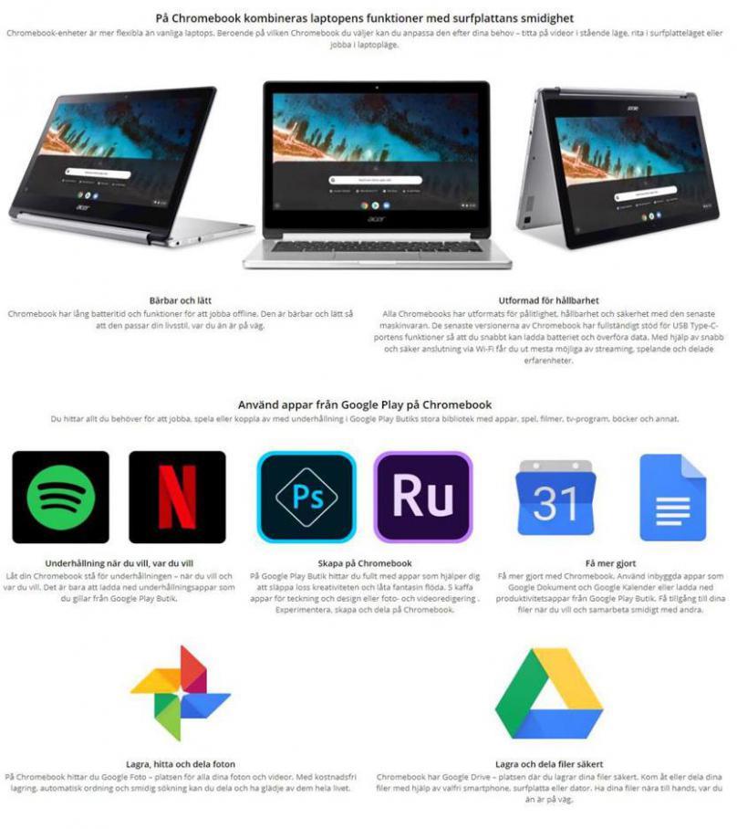 Net On Net Erbjudande Kampanjblad . Page 5