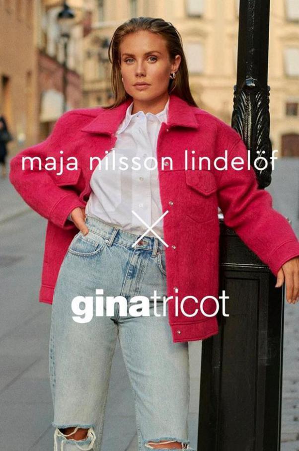 Maja Nilsson Lindelof . Gina Tricot (2021-01-17-2021-01-17)