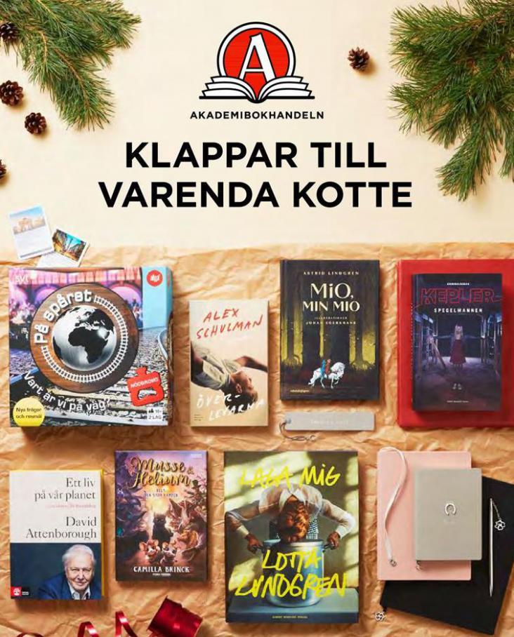 Akademibokhandeln Erbjudande Julkatalogen . Akademibokhandeln (2020-12-31-2020-12-31)