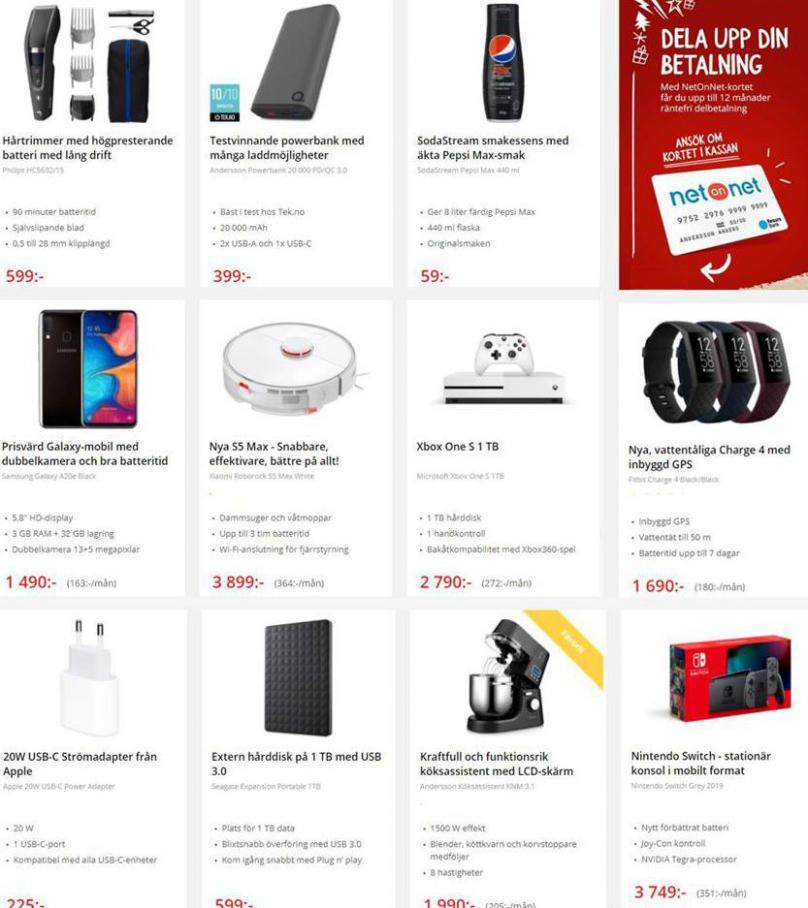 Net On Net Erbjudande Jul 2020 . Page 3