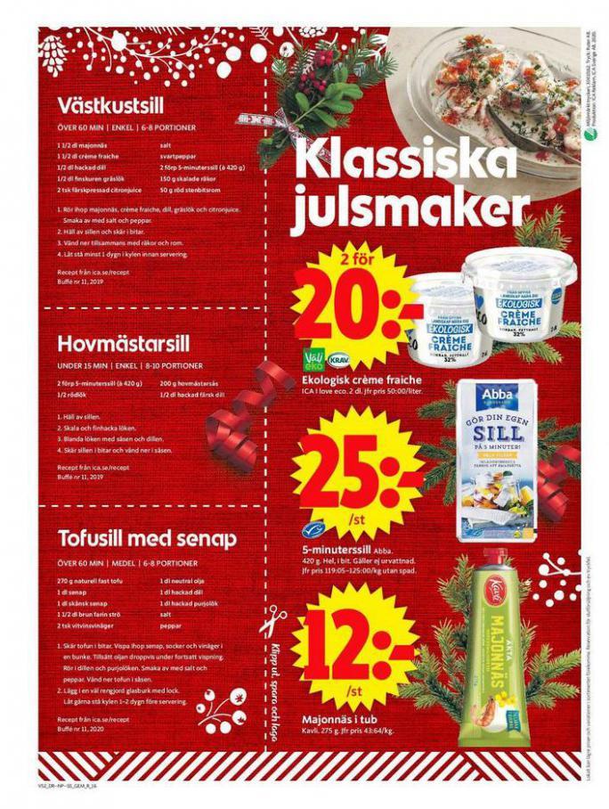 ICA Supermarket Erbjudanden . Page 16
