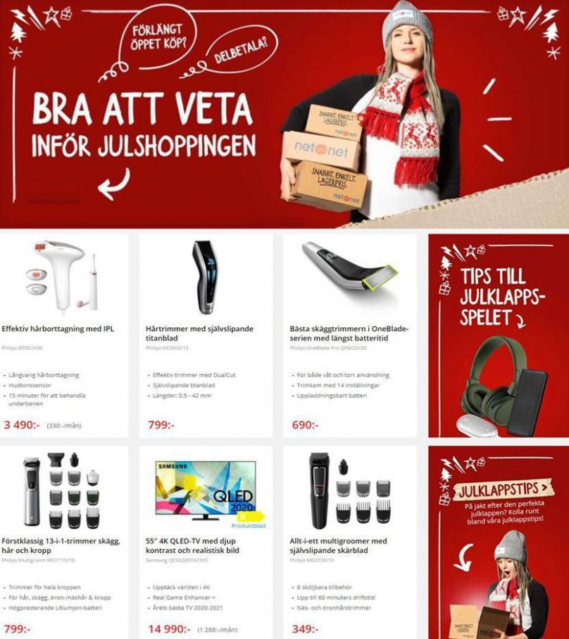 Net On Net Erbjudande Jul 2020 . Page 2
