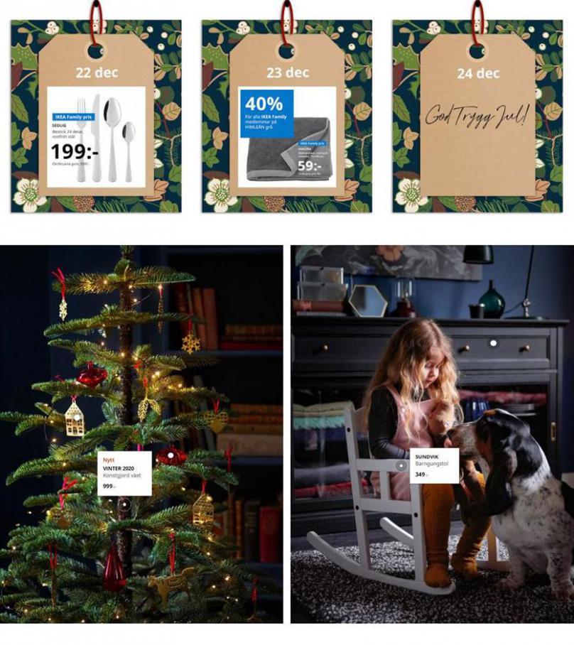 Julkalender Ikea . Page 4
