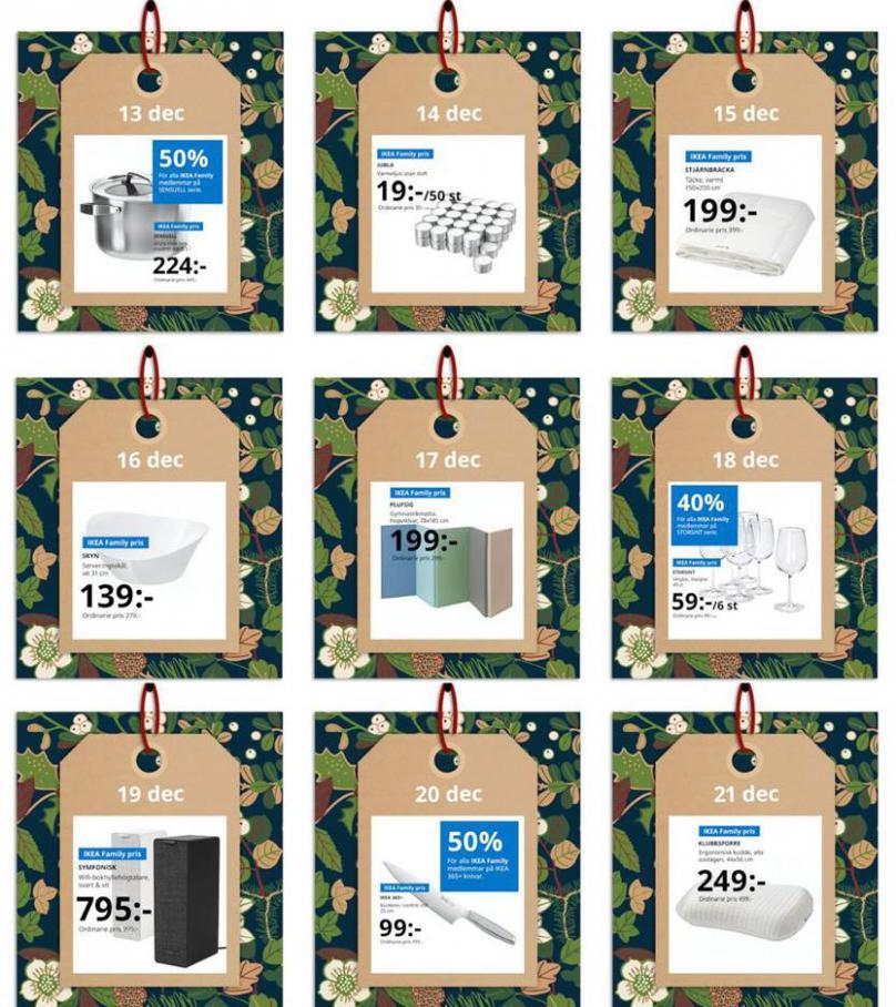 Julkalender Ikea . Page 3
