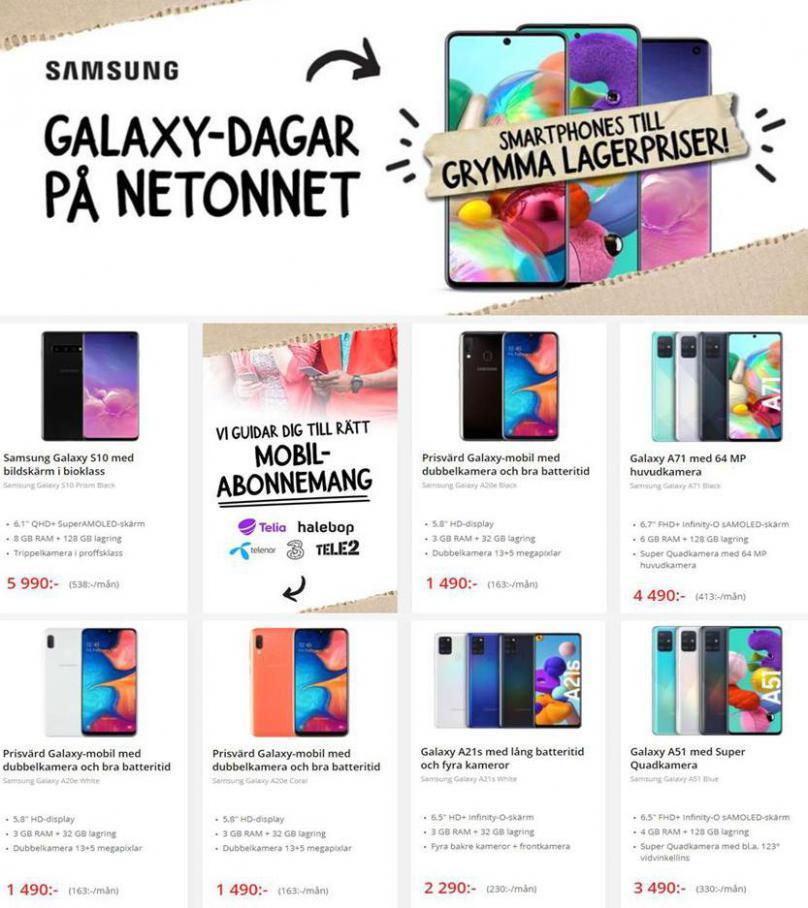 Net On Net Erbjudande Jul 2020 . Page 4