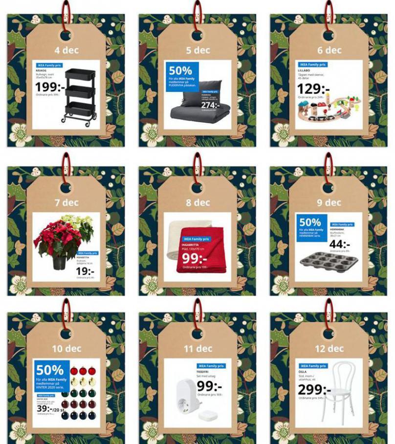 Julkalender Ikea . Page 2