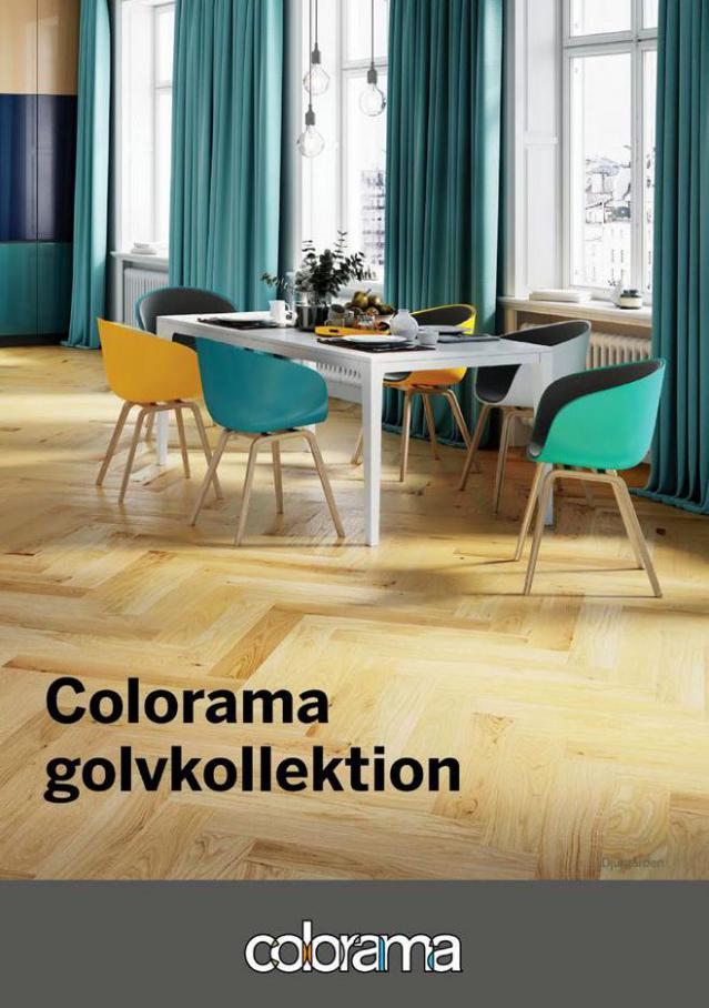 Colorama Golvkollektion . Colorama (2021-01-31-2021-01-31)
