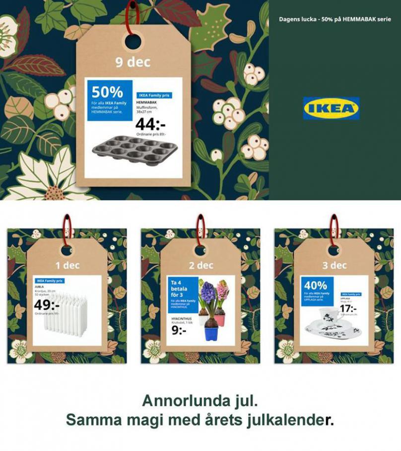Julkalender Ikea . IKEA (2020-12-24-2020-12-24)