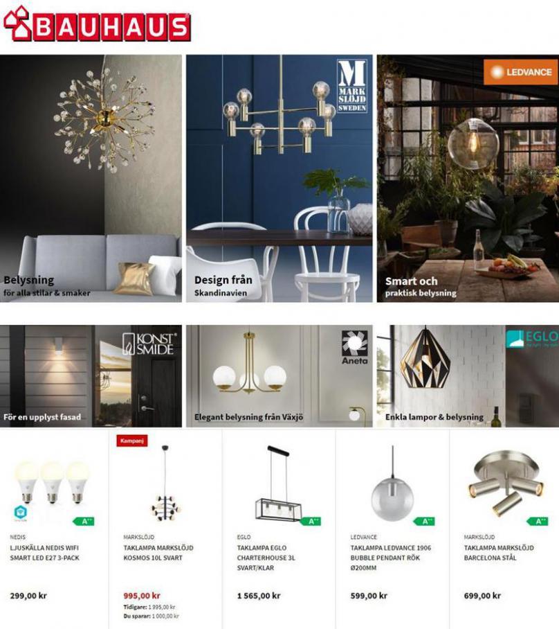 Bauhaus Erbjudande Aktuella Kampanjer . Bauhaus (2021-01-31-2021-01-31)