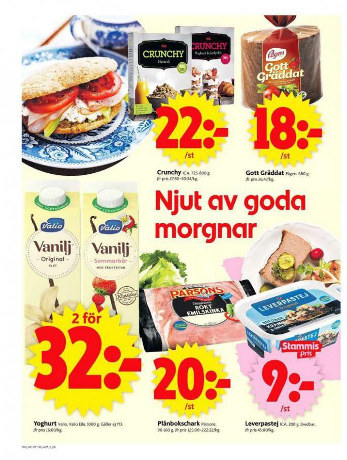 ICA Supermarket Erbjudanden . Page 6