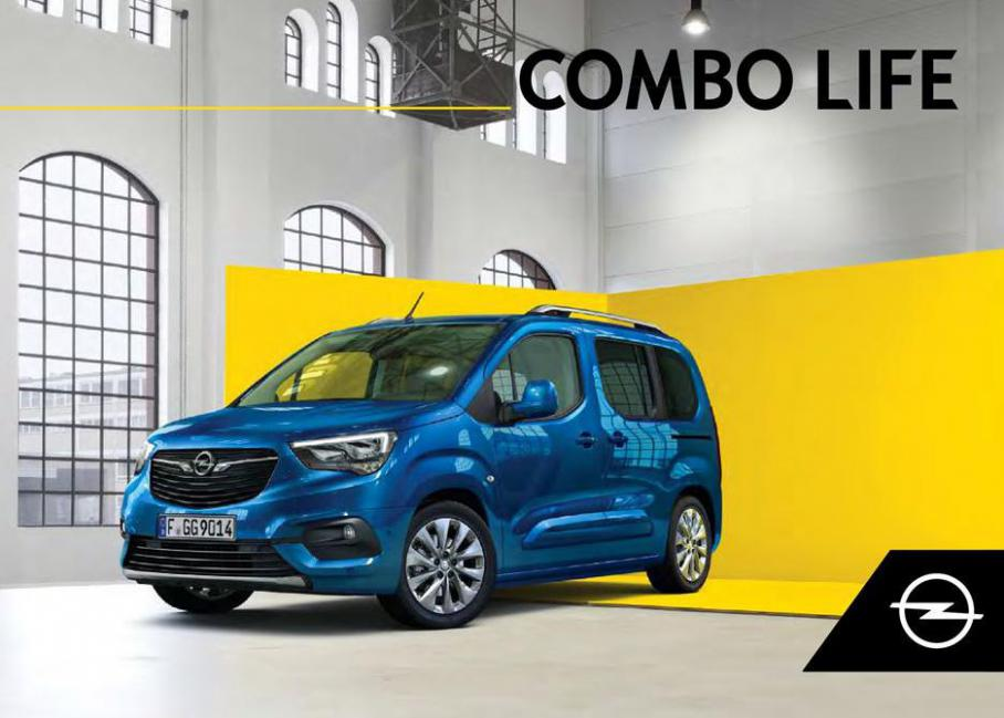 Opel Combo Life . Opel (2021-12-31-2021-12-31)