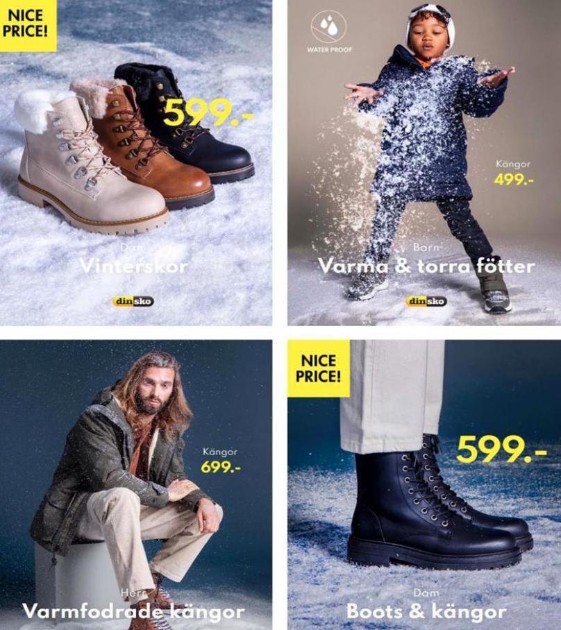 Nice Price! . Din sko (2021-01-31-2021-01-31)