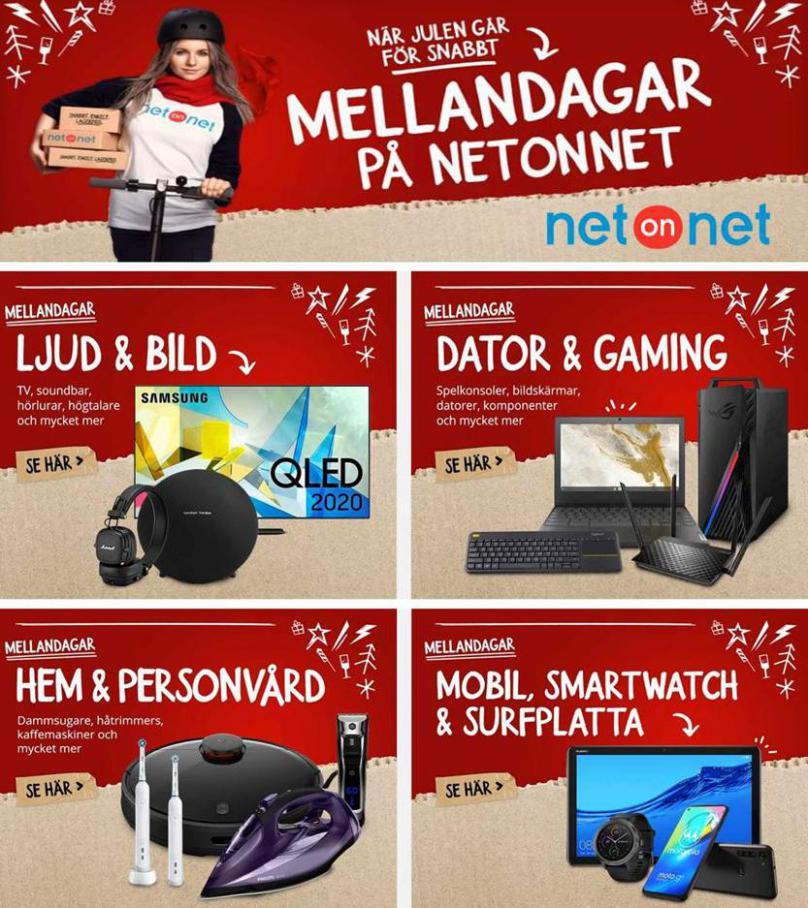 Net On Net Erbjudande Kampanjblad . Net On Net (2021-01-31-2021-01-31)