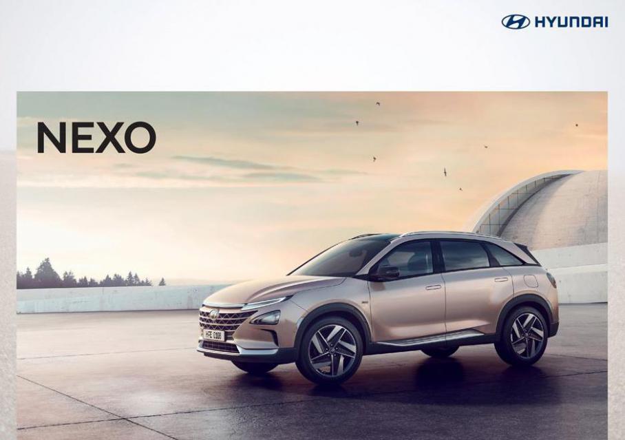 Hyundai Nexo . Hyundai (2021-12-31-2021-12-31)