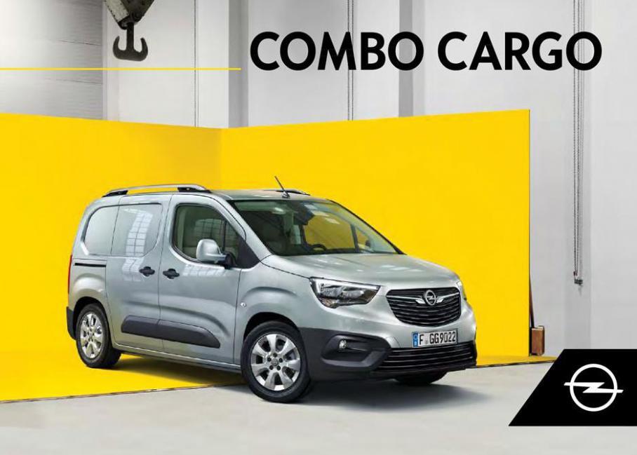 Opel Combo Cargo . Opel (2021-12-31-2021-12-31)