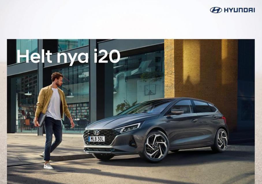 Hyundai Helt Nya i20 . Hyundai (2021-12-31-2021-12-31)