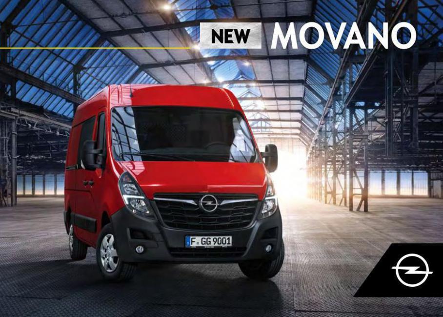 New Opel Movano . Opel (2021-12-31-2021-12-31)