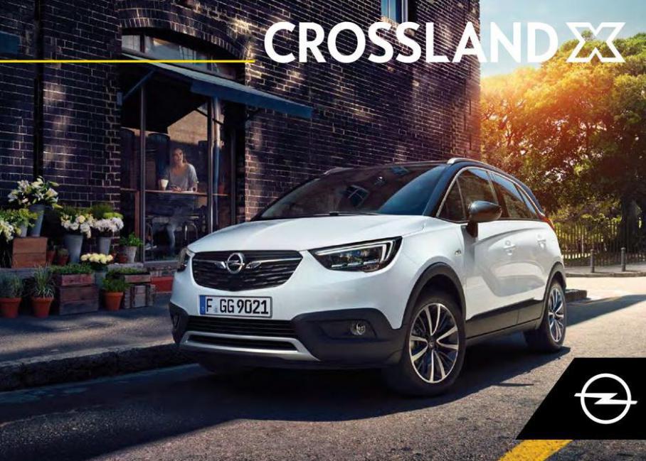 Opel Crossland X . Opel (2021-12-31-2021-12-31)
