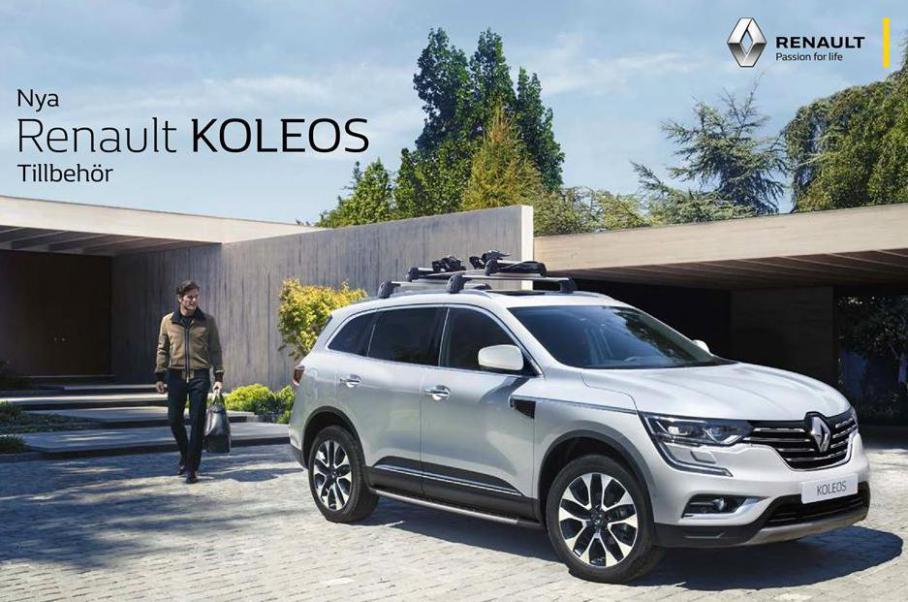 Nya Renault Koleos . Bilia (2021-12-31-2021-12-31)