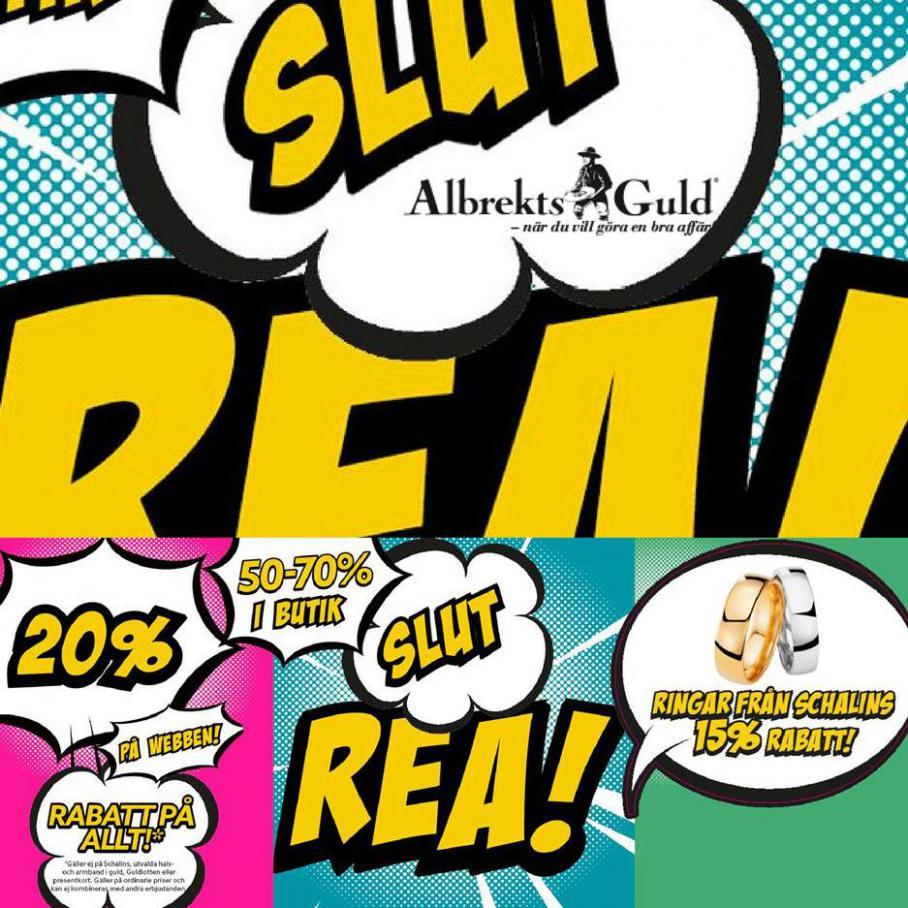 Albrekts Guld Slut Rea . Albrekts Guld (2021-01-31-2021-01-31)