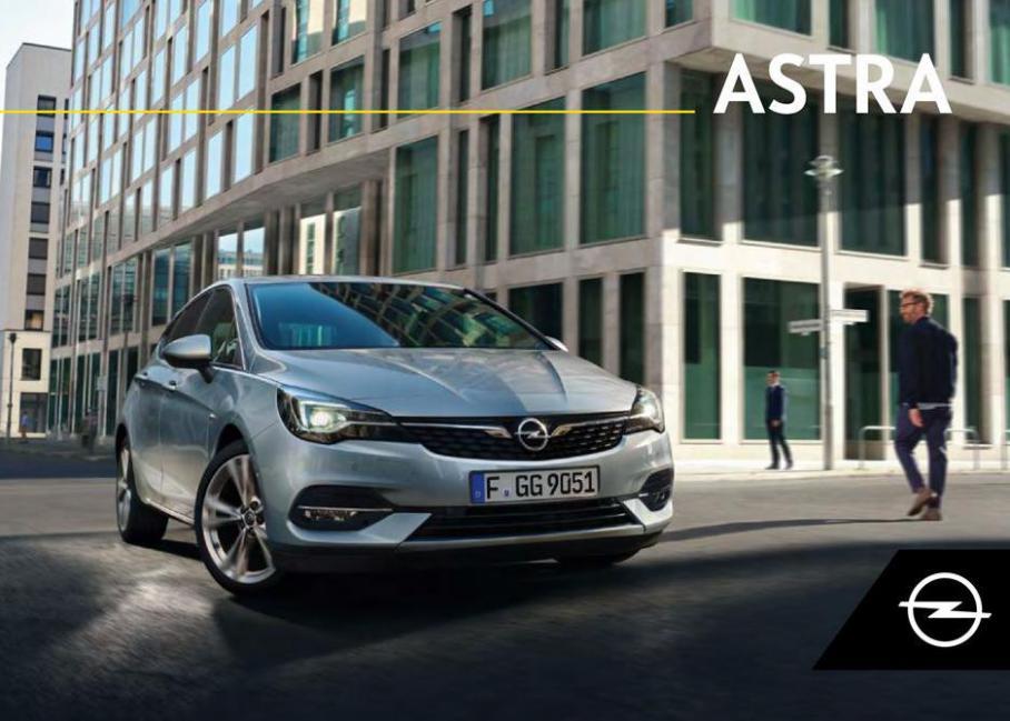 Opel Astra . Opel (2021-12-31-2021-12-31)