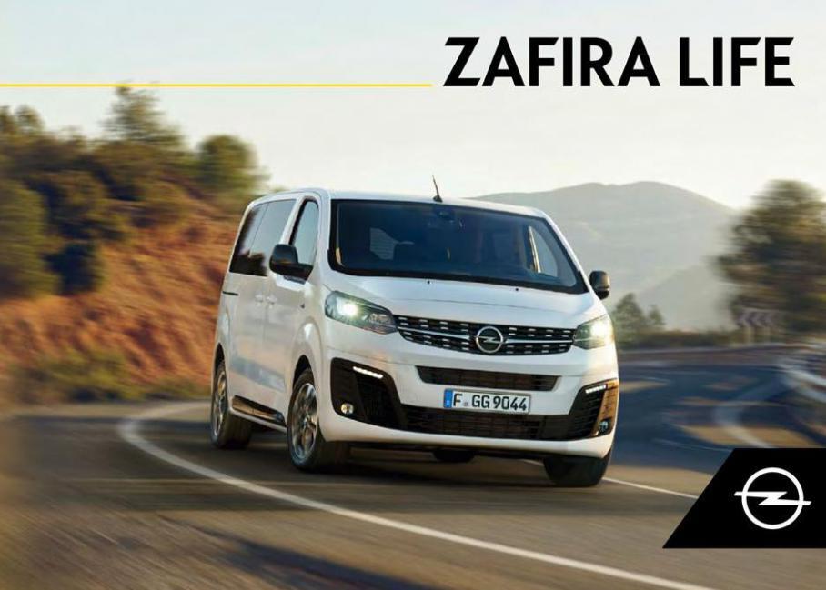 Opel Zafira Life . Opel (2021-12-31-2021-12-31)