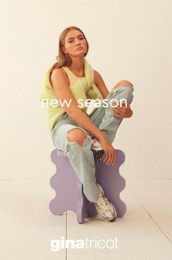 New Season . Gina Tricot (2021-03-18-2021-03-18)