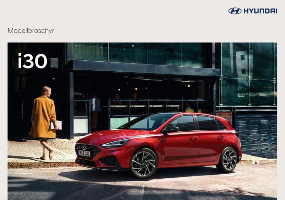 Hyundai i30 . Hyundai (2021-12-31-2021-12-31)