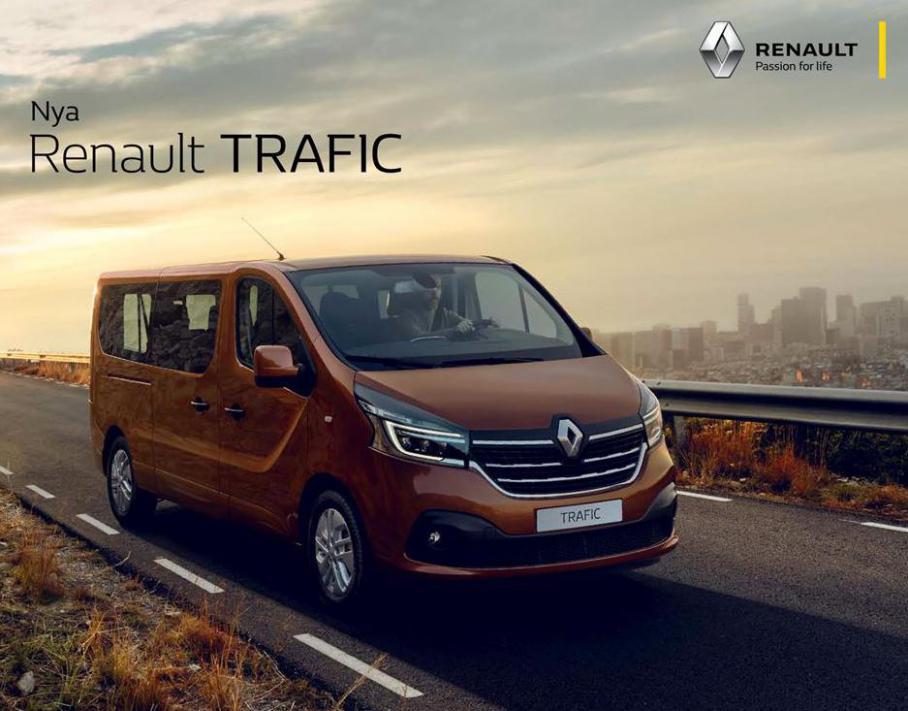 Nya Renault Trafic . Bilia (2021-12-31-2021-12-31)