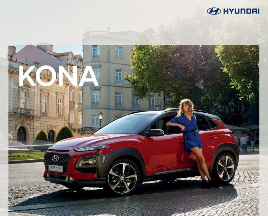 Hyundai Kona . Hyundai (2021-12-31-2021-12-31)