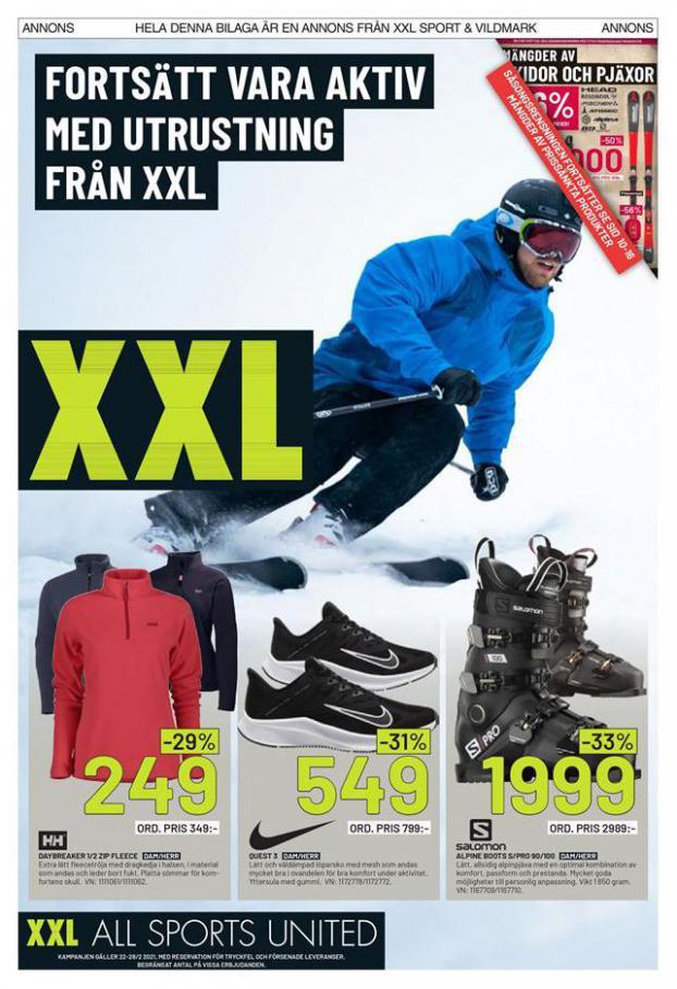 XXL Erbjudande Fortsätt vara aktiv med utrustning från XXL . XXL (2021-02-28-2021-02-28)