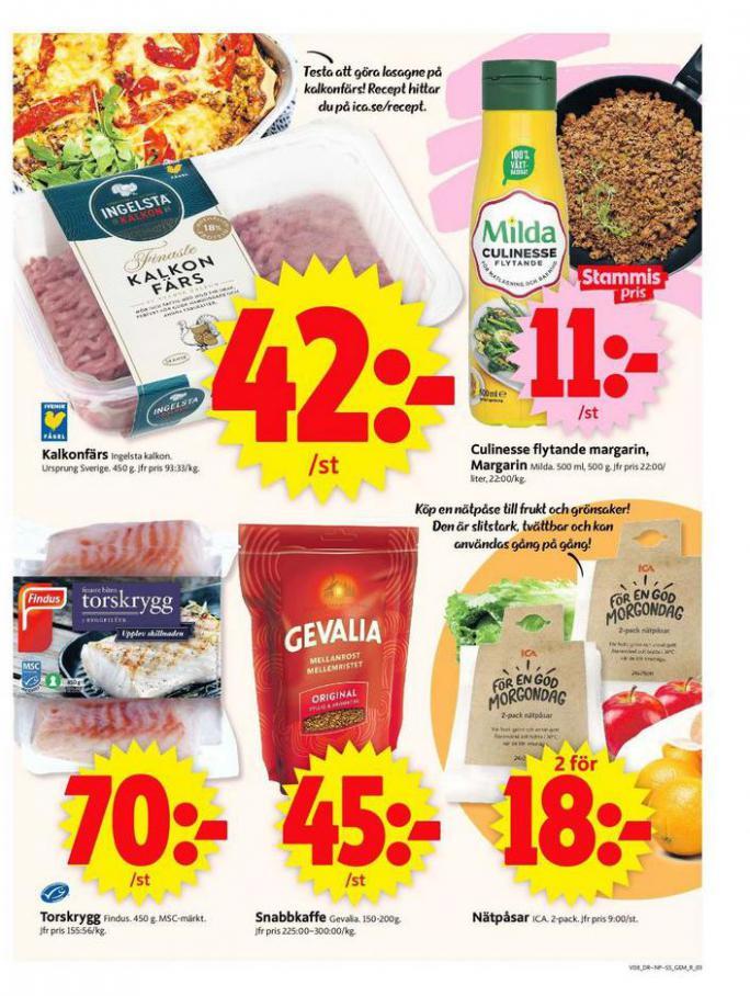 ICA Supermarket Erbjudanden . Page 3