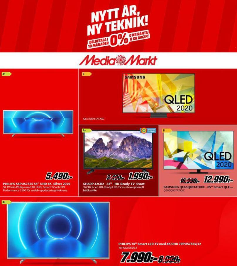 Media Markt Erbjudande Kampanjer . Media Markt (2021-03-07-2021-03-07)