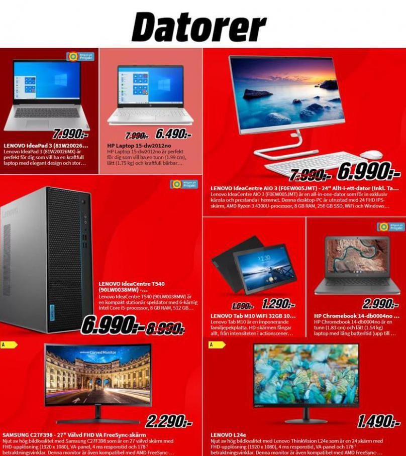 Media Markt Erbjudande Kampanjer . Page 5