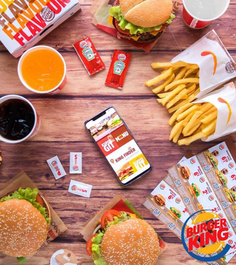 Vår Meny . Burger King (2021-03-31-2021-03-31)