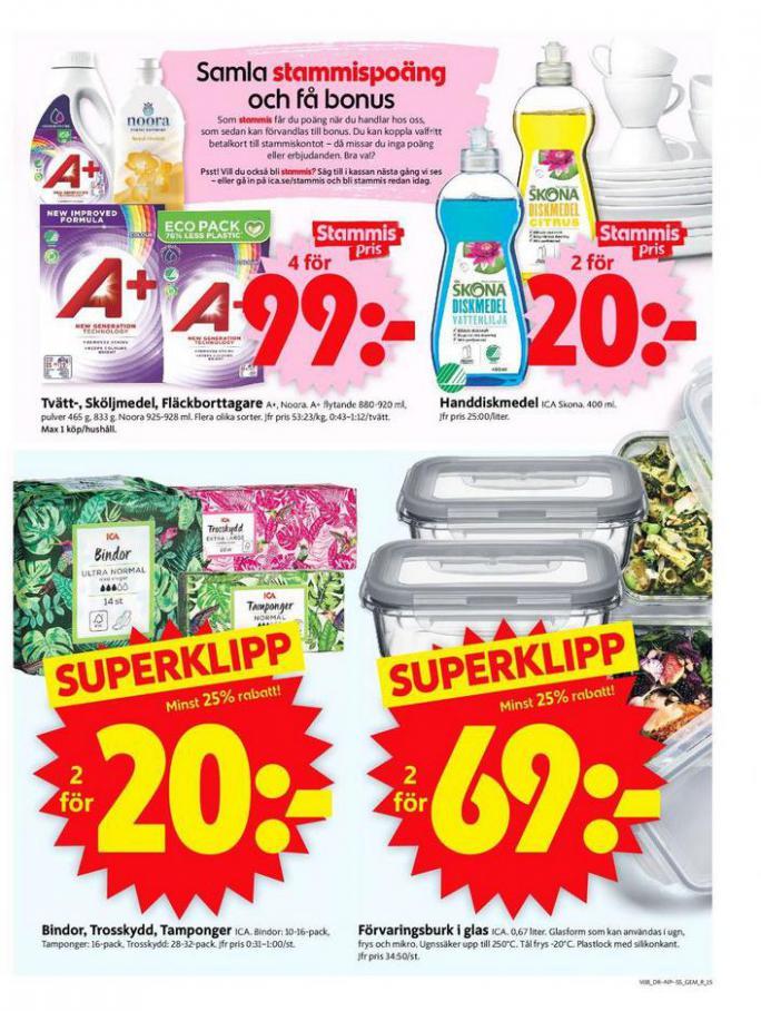 ICA Supermarket Erbjudanden . Page 15