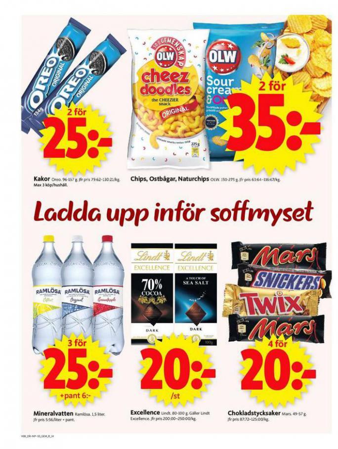 ICA Supermarket Erbjudanden . Page 14
