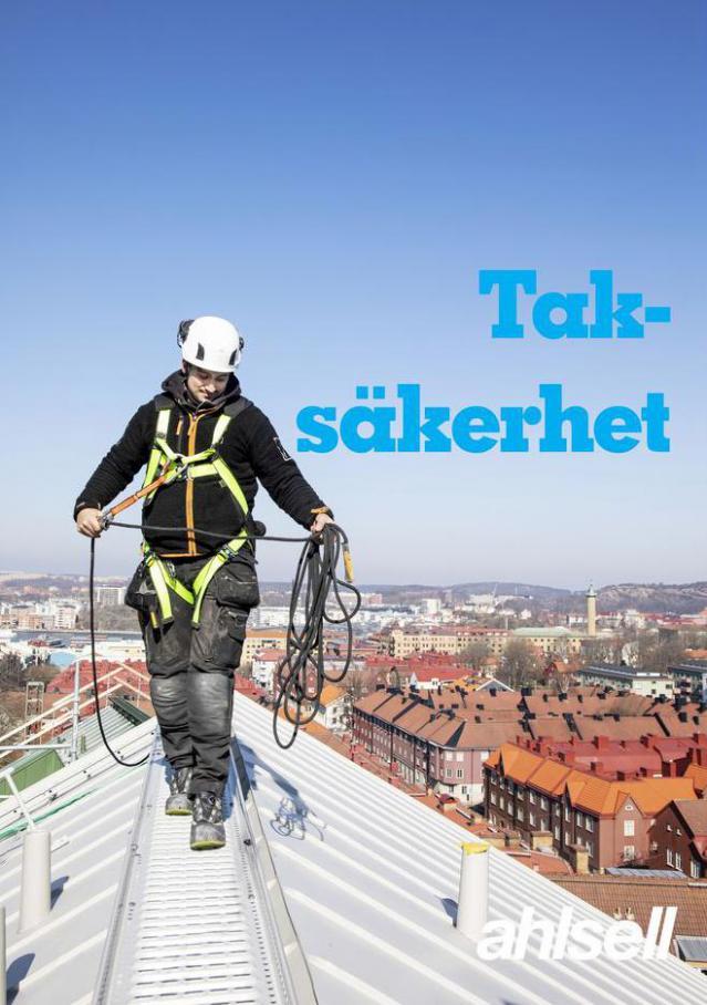Taksäkerhet 2021 . Ahlsell (2021-12-31-2021-12-31)