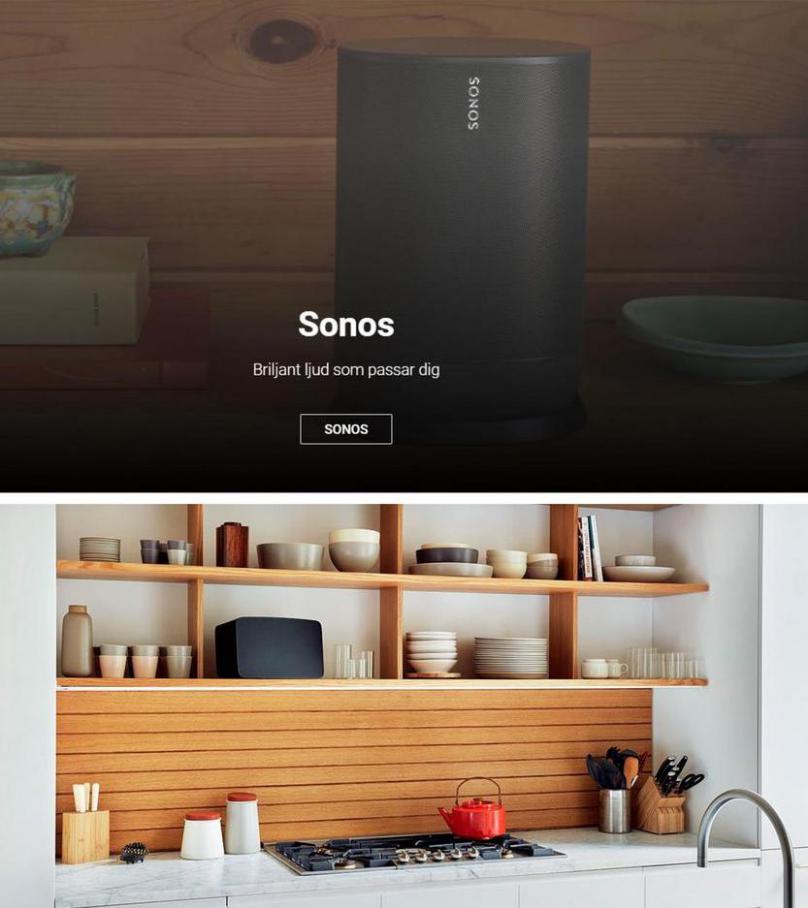 Elgiganten Erbjudande Sonos . Page 6