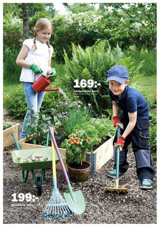 Biltema Erbjudande Trädgård . Page 6
