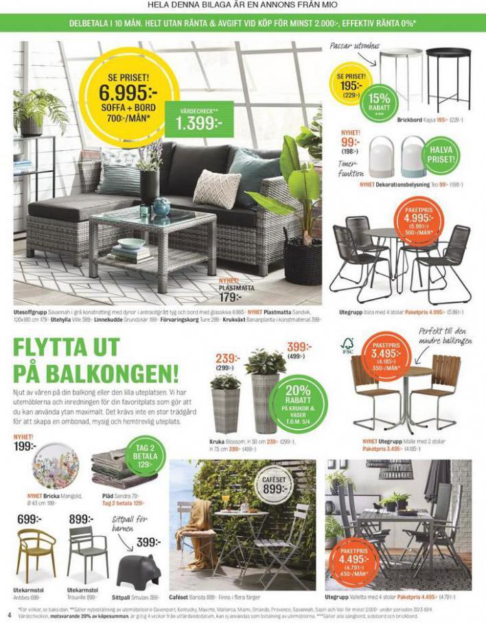 Mio Erbjudande 20% Värdecheck . Page 4