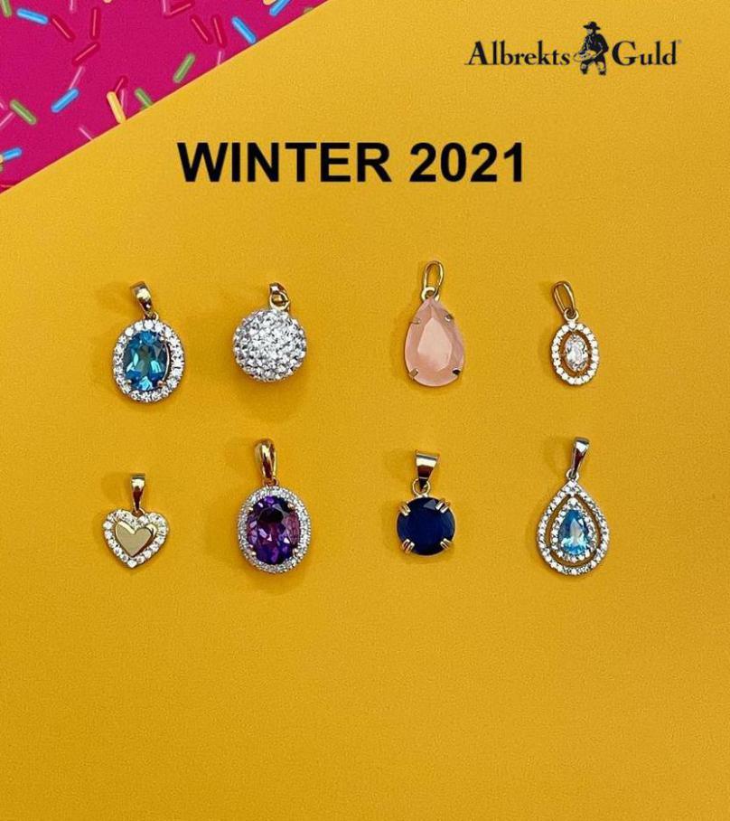 Winter 2021 . Albrekts Guld (2021-04-30-2021-04-30)